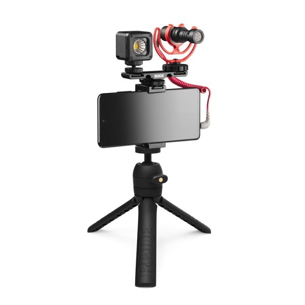 Rode Vlogger Kit Universal for Mobile Phones with VideoMicro