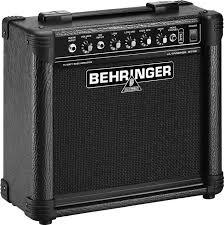 Behringer BT108 Ultrabass 15 watt Bass Amplifier