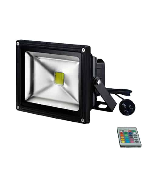 CLA 30 watt RGB LED Floodlight
