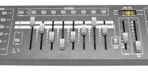 Chauvet DJ Obey 40 DMX Controller 192 Channels