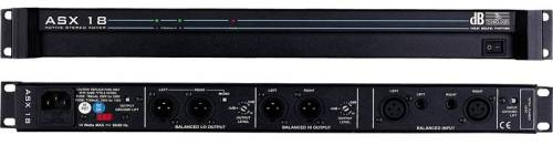 dB TECHNOLOGIES ASX18 CROSSOVER - New