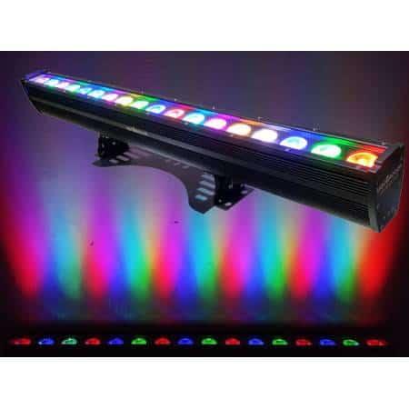 Light Emotion LEDBAR1803 Outdoor IP65 1m LED Wash Light