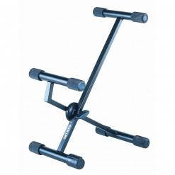 Quik Lok BS/313 X Type Stand For Small Monitors/Amps