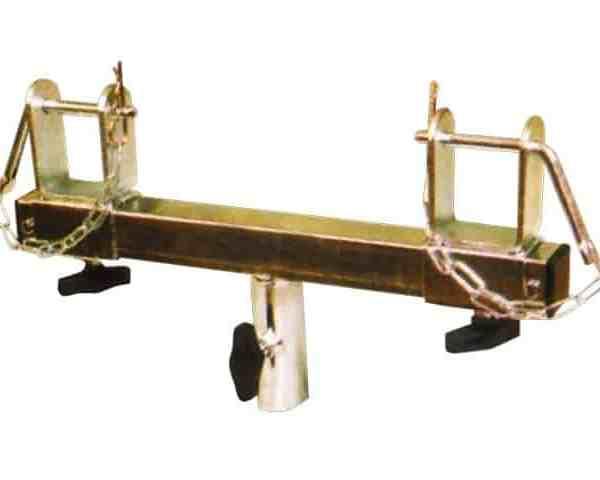 SoundKing TADAPT Adaptable Truss Adapter 150-350mm. 35mm Socket