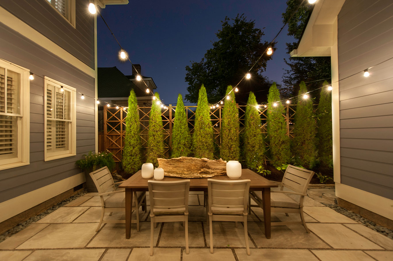 Feit Outdoor String Lights