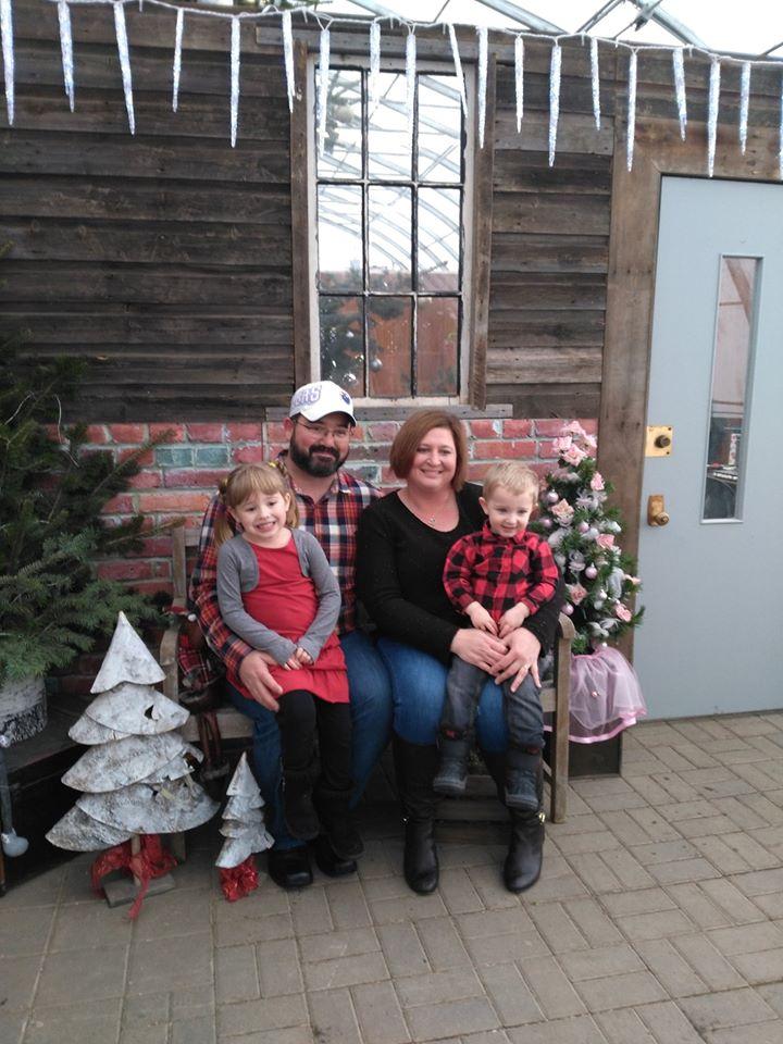 Christmas Grotto visitors 2019