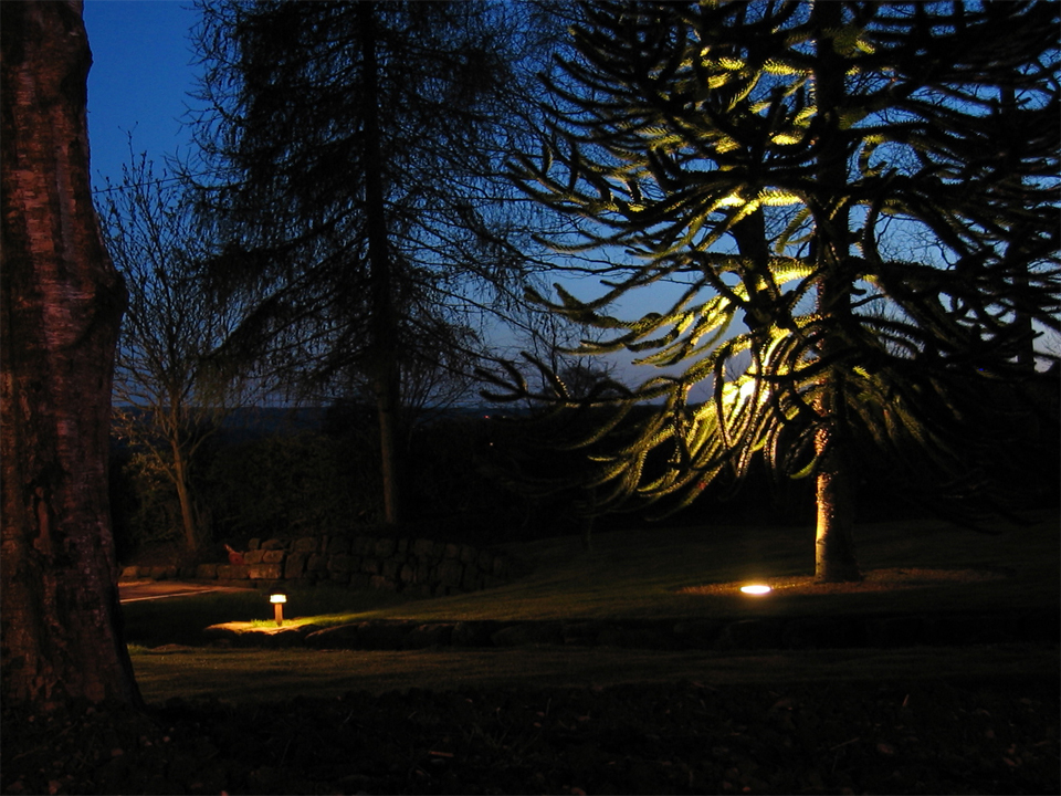 Private estate, Gloucestershire