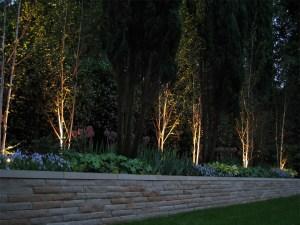 Private garden, Oxford