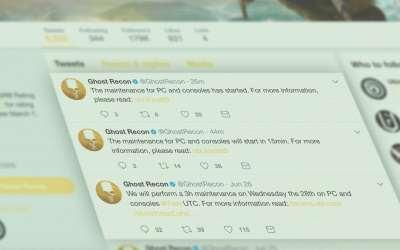 Ghost Recon: Wildlands – Title Update 5 today?