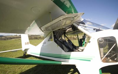 Feature Flying School: Flying in Tasmania with Peter Reed
