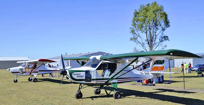 Australian LightWing SPORT 2000