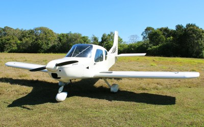 The White SP2000 Australian LightWing