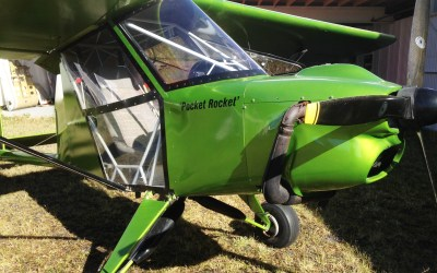 Pocket Rocket Single Seat Ultralight