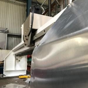 CNC Table Hughes Engineering Ballina