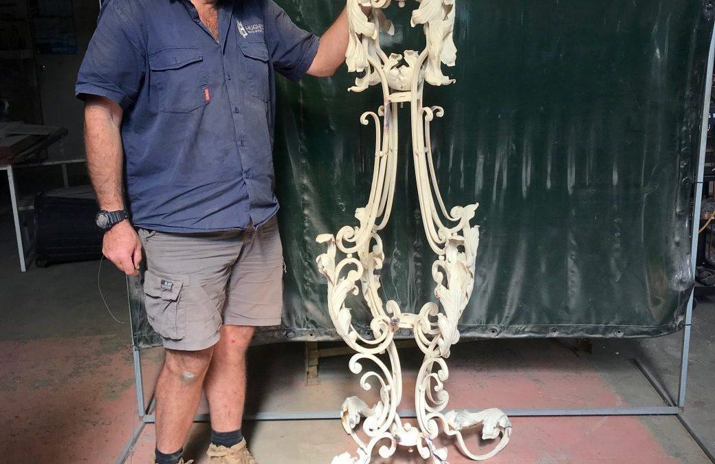 Restoration: Candelabra / General Engineering