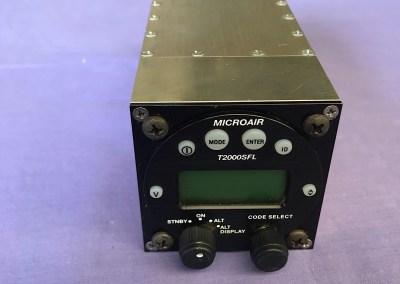 MicroAir Transponder T2000SFL – $1,550.00