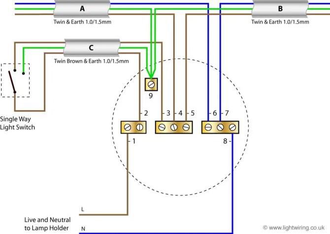 loop wiring diagram  tic toc tach wiring diagram