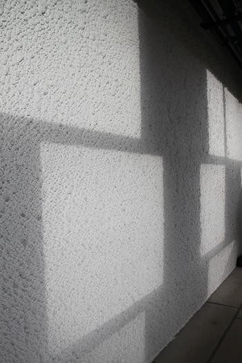 Projection de la lumière du jour, Couvent de la Tourette
