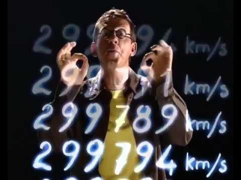 Histoire des mesures de la vitesse de la lumière par Jamy Gourmaud