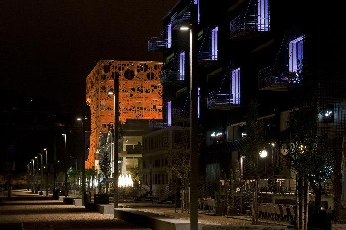 Quai du Port Rambaud - Photo : Ville de Lyon