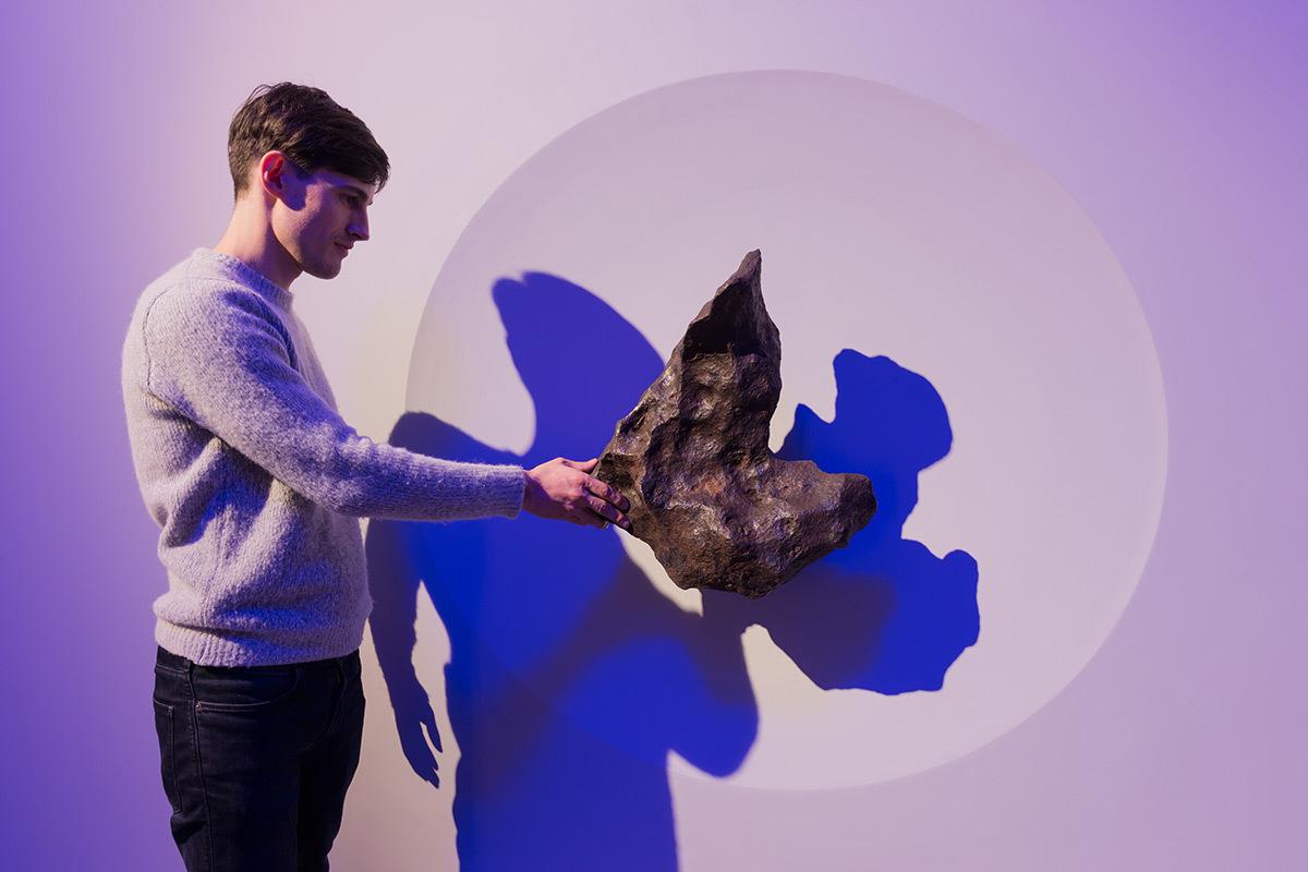 Olafur Eliasson, Touch, 2014 - Fondation Louis-Vuitton, Paris, France - Photo : Iwan Baan