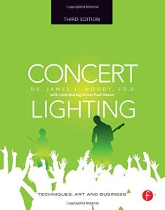 Livre : Concert Lighting - Techniques, Art and Business