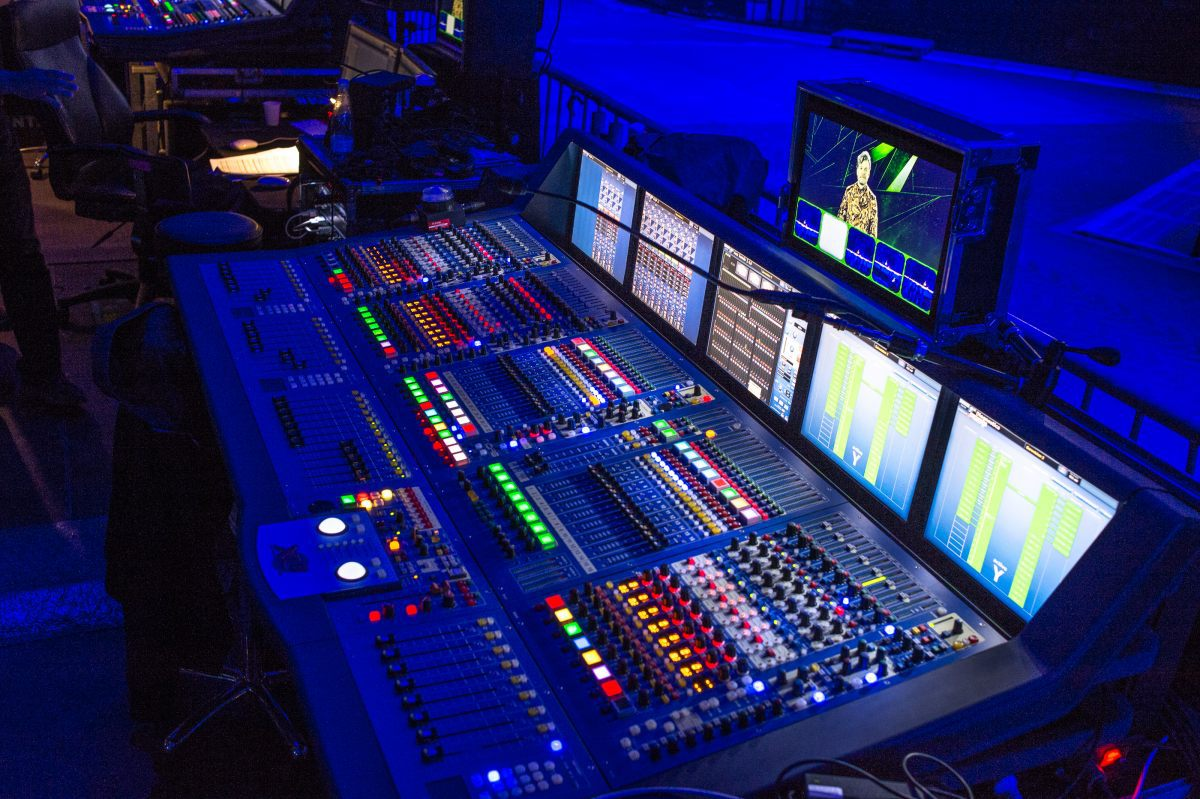 Backstage: Stage of the 2014 Eurovision Song Contest – Copyright Andres Putting/EBU