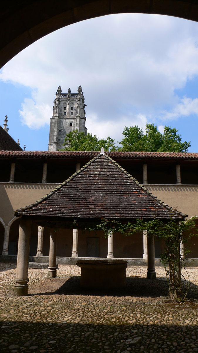 Monastere Royal de Brou, Bourg-en-Bresse, France - Photo Vincent Laganier