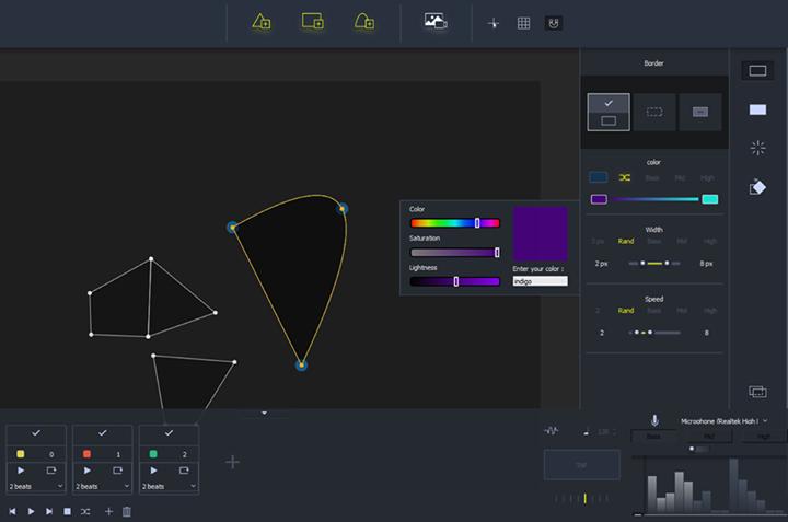 HeavyM - Interface