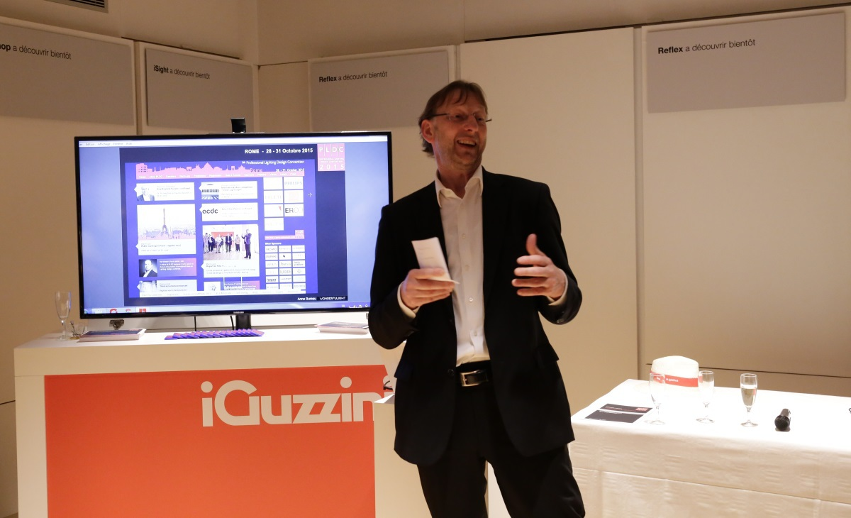 Joachim Ritter, directeur de VIA Verlag © Jean-Yves Soëtinck