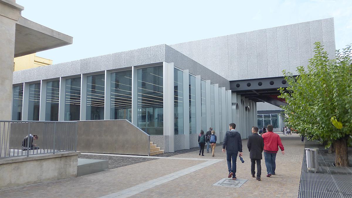 Fondazione Prada, Milan, Italie - Architectes : OMA - Photo Vincent Laganier