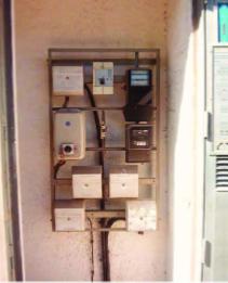 Coffret de commande en éclairage public – Thèse Mastère spécialisé éclairage urbain – INSA de Lyon © C.C.P.R.O. - Samuel Casse