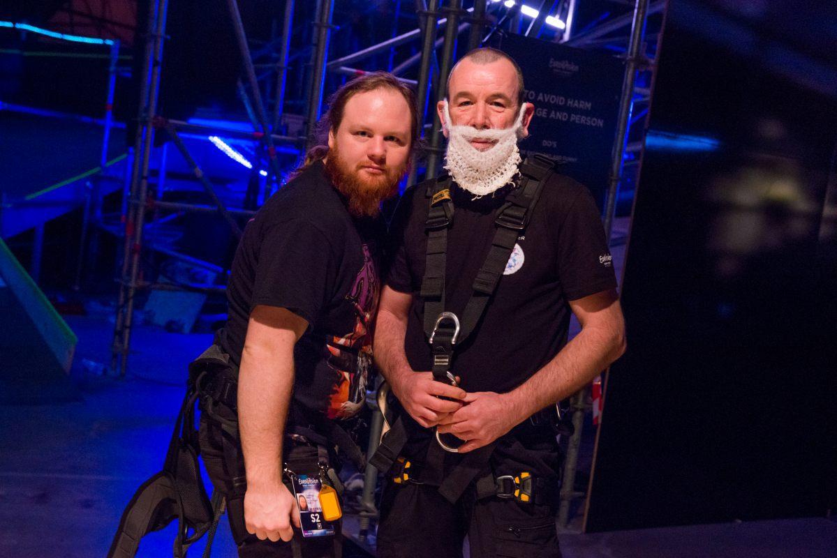 Eurovision 2016, Stockholm Globe Arenas, Suede © Photo Anna Velikova (EBU)
