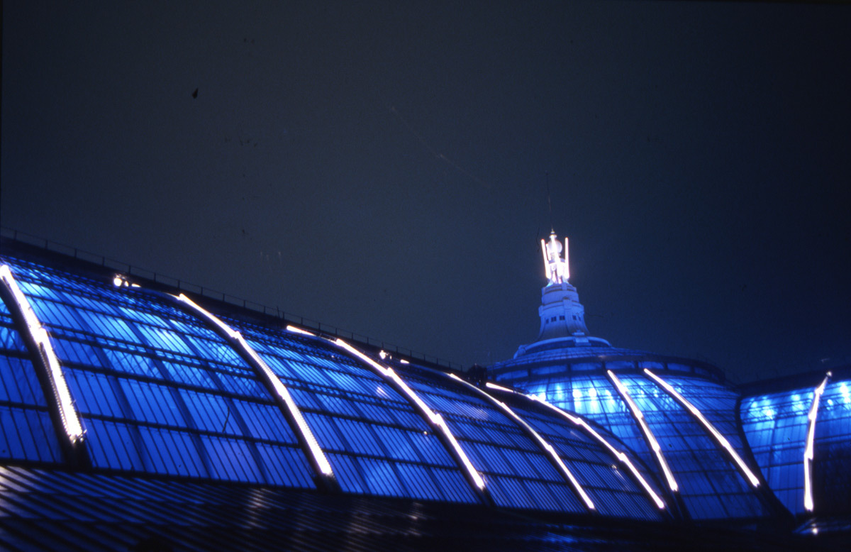 « Irréversibles Lumières » – Grand Palais, Paris, France