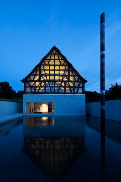 Fondation Kubach-Wilmsen, architecture de Tadao Ando