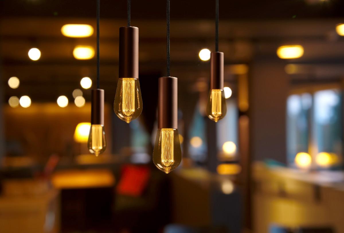 Lampe Energie Solaire Interieur sylvania toledo mirage : de jolies lampes led pour les