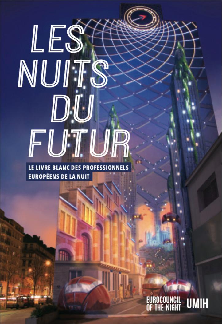 Les nuits du futur - couverture du livre blanc