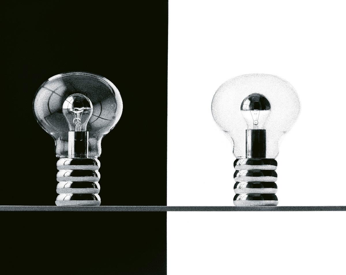 Bulb, 1968 - Designer : Ingo Maurer © Ingo Maurer GmbH, Munich