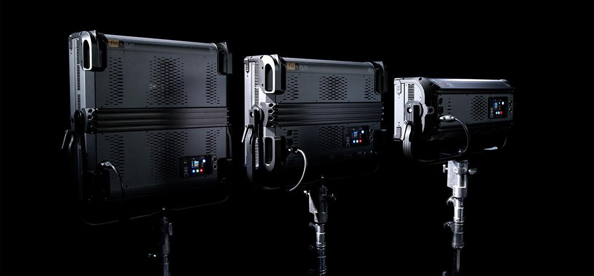 fos4, panneaux LED pour cinéma et télévision