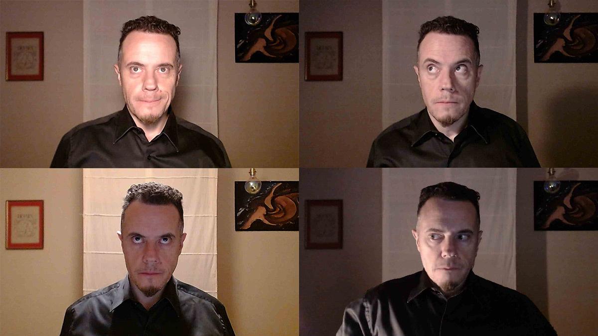 Webinaire, éclairage et direction de lumière sur le visage devant une webcam