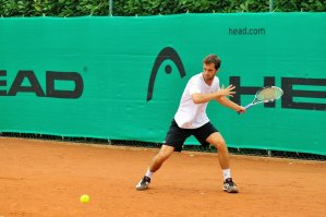 construire un court de tennis