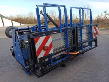 LignoPlanter-Step Transportstellung