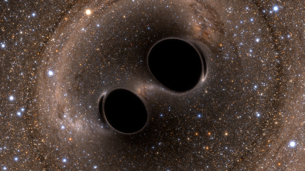 Gravitational Waves Detected 