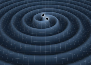 space-time curve