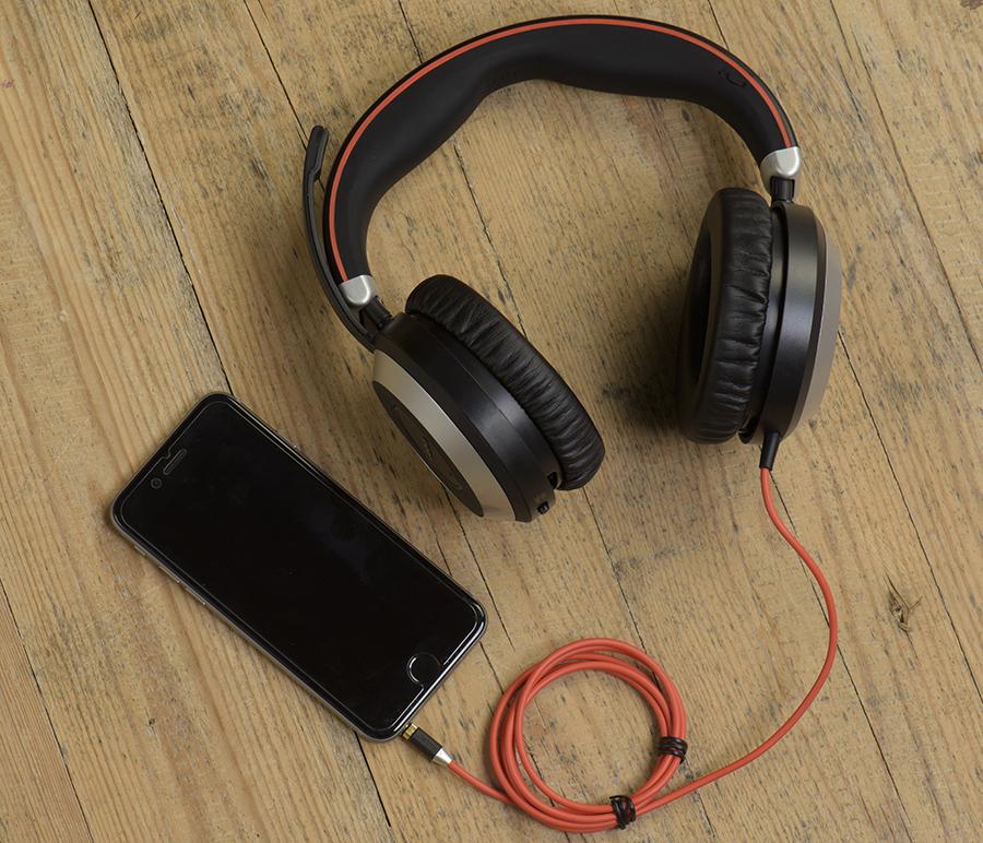 Skype Headset Microphone