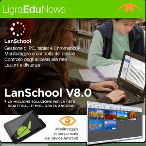 Webinar Gratuito LanSchool V.8.0