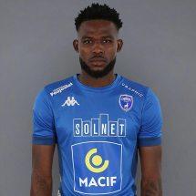 Goduine KOYALIPOU (NIORT) - Ligue 2 BKT