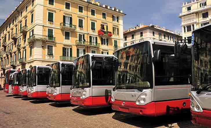 Sciopero nazionale Tpl, sindacati: in Liguria adesioni lavoratori al 94%