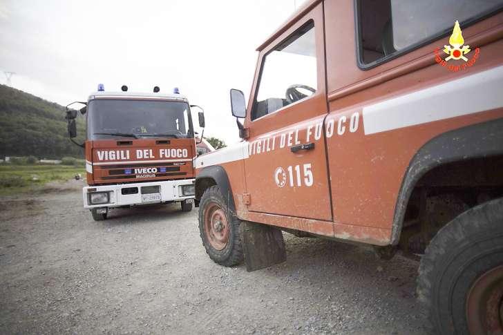 Anziano scomparso nella zona di Bargagli, ricerche attivate