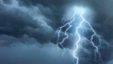 Allerta meteo Gialla, fino alle 17 per temporali
